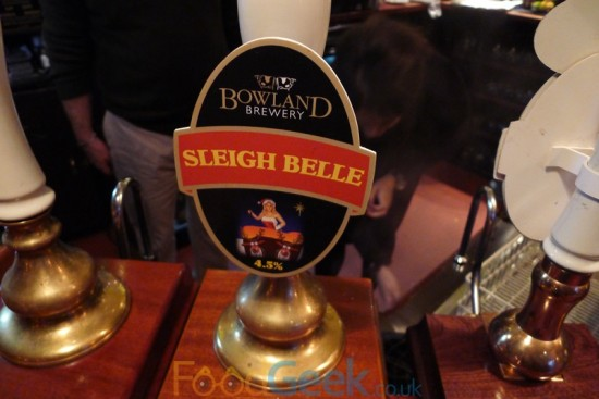 Sleigh Belle