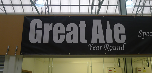 Great Ale, Year Round – Brand New Micro-bar @ Bolton Market