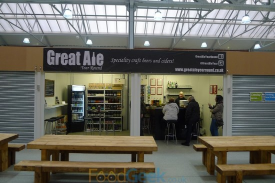 Great Ale Year Round
