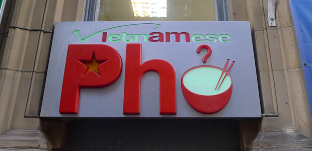 I Am Pho, Chinatown, Manchester – A Healthy Start To 2014, Vietnamese Style