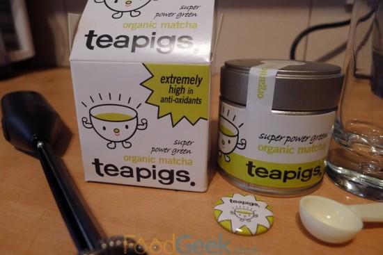 Teapigs Matcha