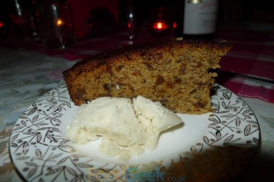 Torta Negra Colombiana