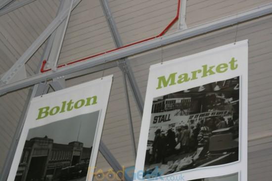 Bolton Market Lifestyle Hall