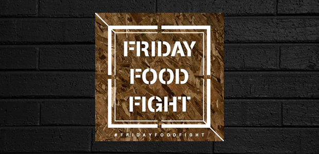 #FridayFoodFight – The Cook Off