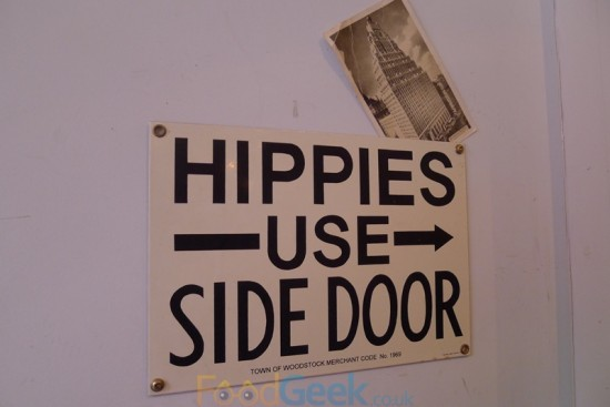 Hippies Poster