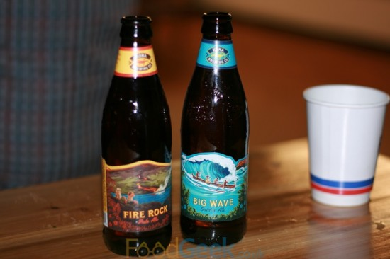 Kona Beers