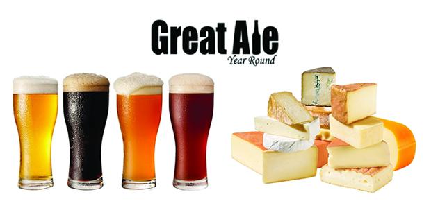 Cheese  &Beer Pairing