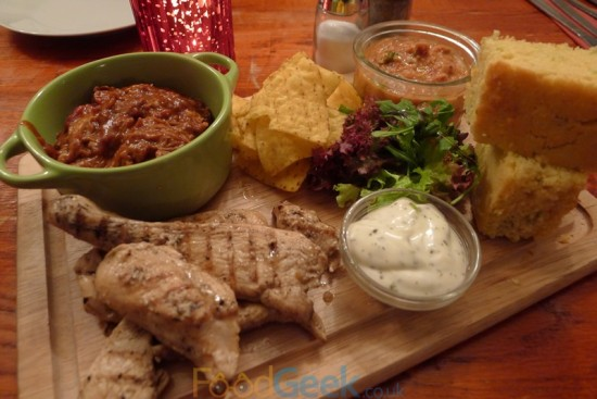 Mexican Sharing Platter