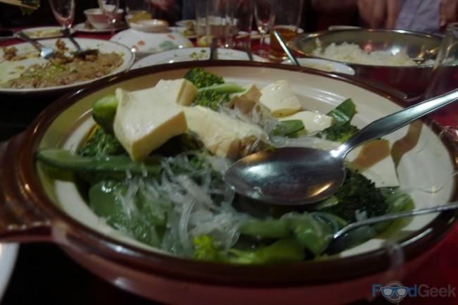 Healthy Tofu & Veg