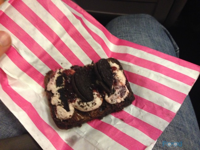 Black Forest Brownie from Sugar Rush Gals