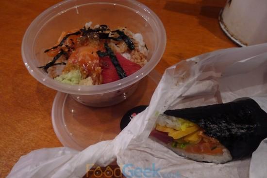 Umezushi Food