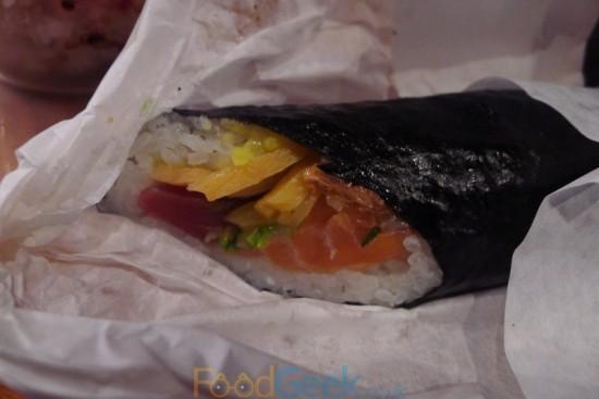 Futomaki from Umezushi