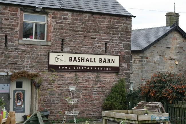 Bashall Barn
