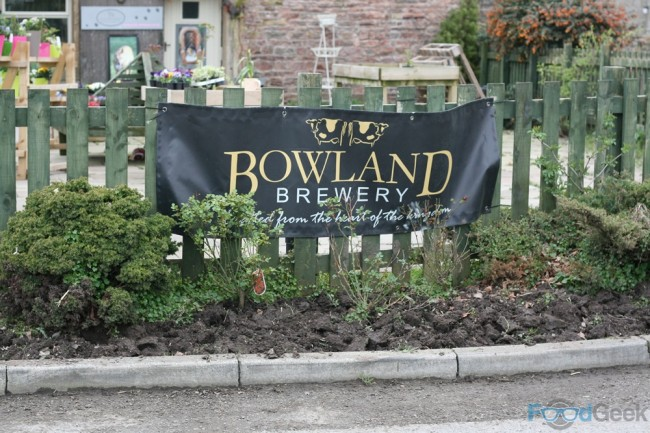 Bowland Brewery