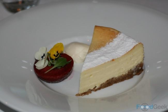 Brett's Cheesecake