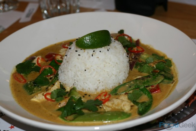 wagamama chicken raisukaree will still be popular in 2016