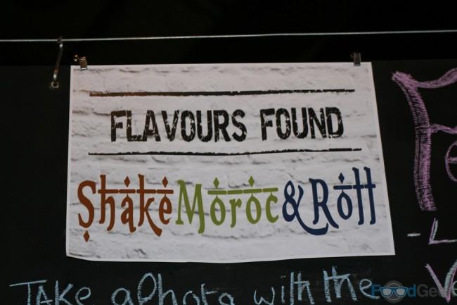Flavours Found