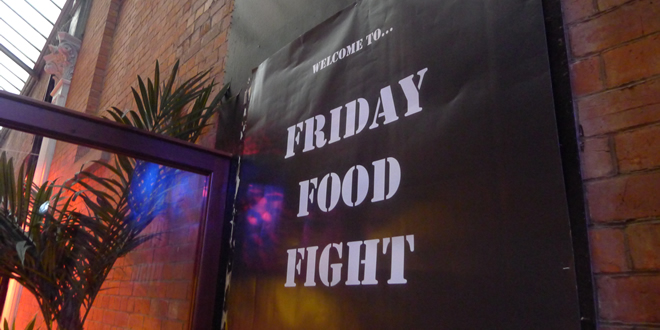 Friday Food Fight – SE 01 . EP 06 (11/04/2014)