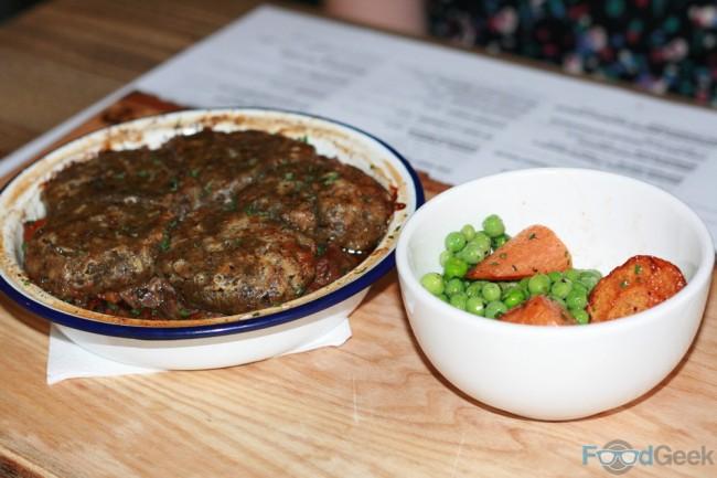 Lamb Stew & Dumplings