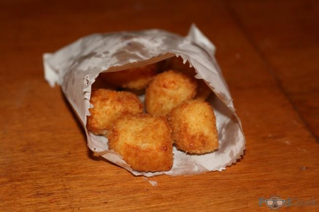 Halloumi Bites from Mumma Schnitzel