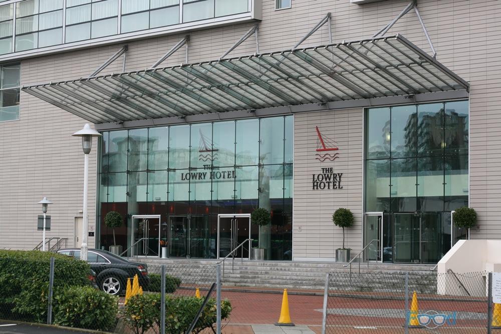 The Lowry Hotel Menu