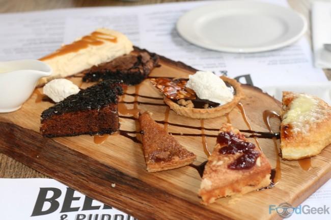 Pudding Plank