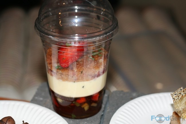 Pimms & LemonadeTrifle
