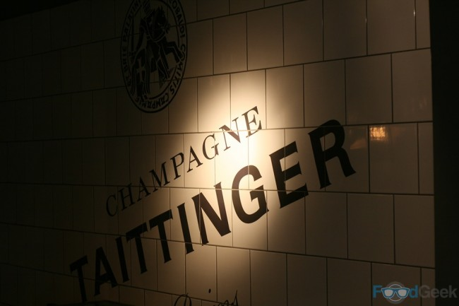 Tattinger Wall