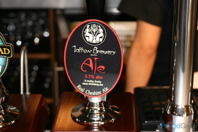 Tatton Ale