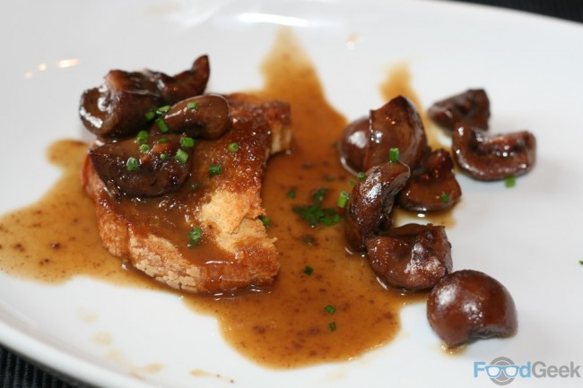 Kidneys In Sherry