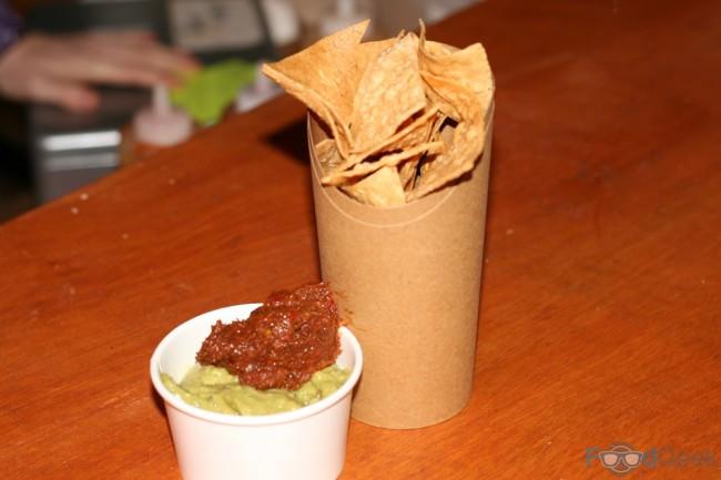Nachos & Guacamole