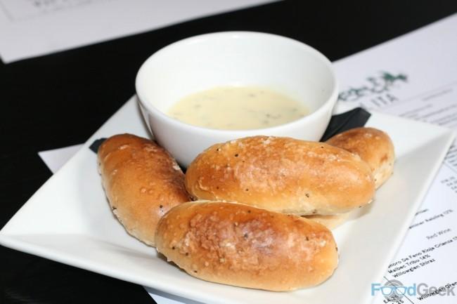 Soft Baked Pretzels Bites