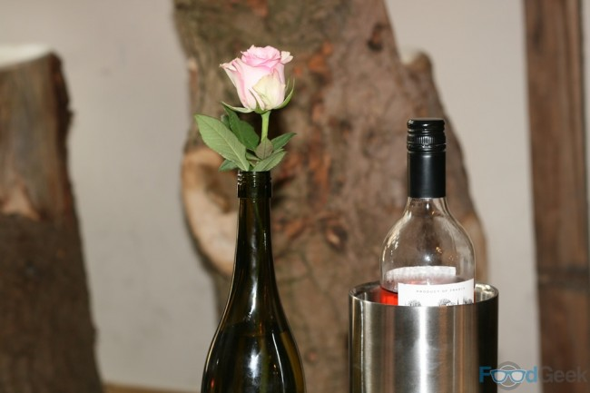 Wine & Flower