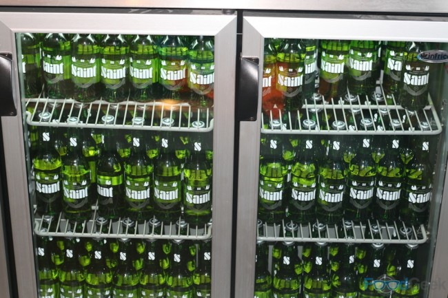 Beers In Fridge