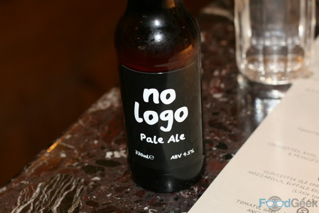 No Logo Pale Ale