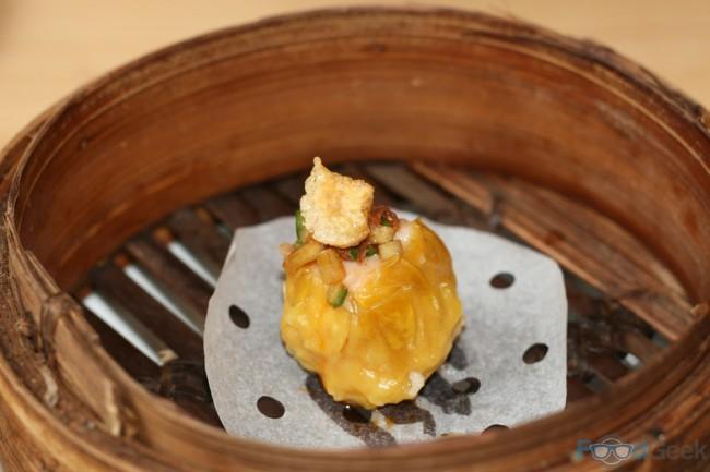 Pork & Prawn Dumpling (Siu Mai)
