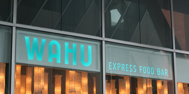 Wahu, Spinningfields – Bringing Healthy But Uninspiring & Boring Food To Manchester
