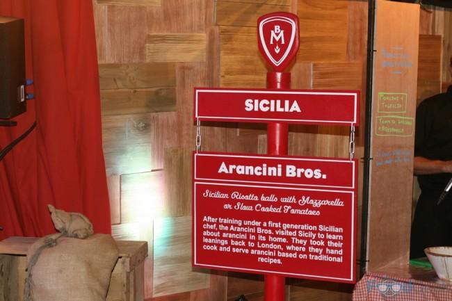 Arancini Bros. - Sicilia