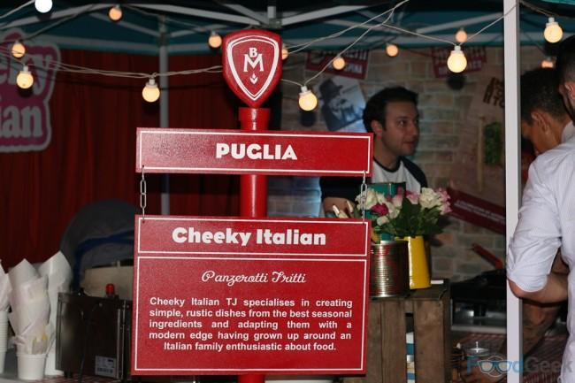 Cheeky Italian - Puglia