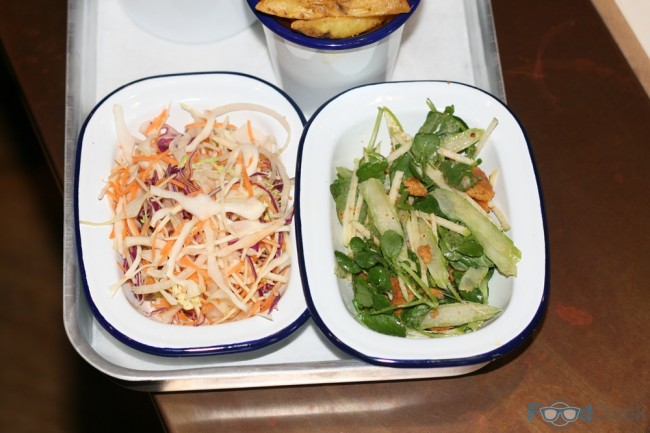 Carolina Slaw & Apple & GingerNut Slaw