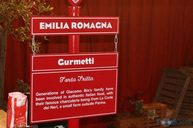 Gurmetti - Emilia Romagna