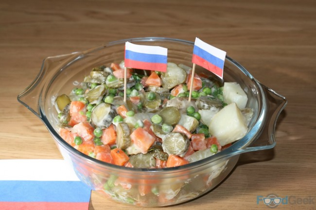 Russian Salad