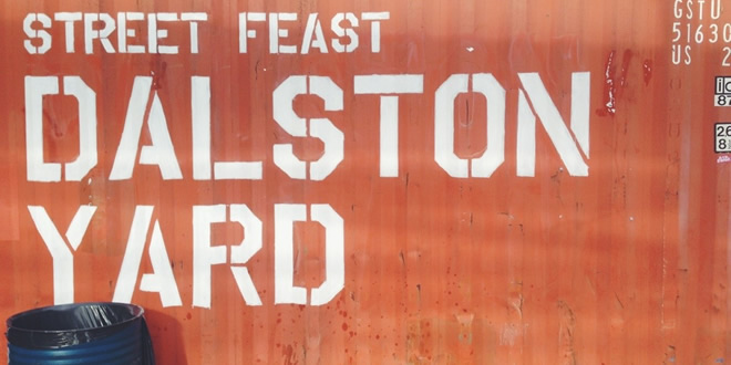 Street Feast, Dalston Yard, London – Proper, EPIC Street Food