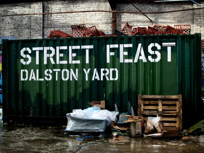 Street Feast - Dalston Yard