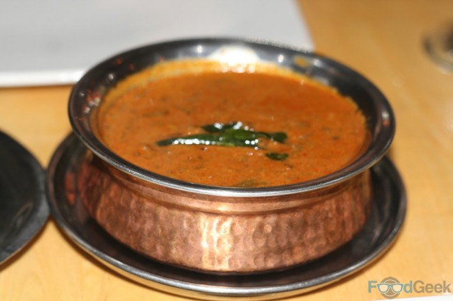 Cheera Erachi Curry