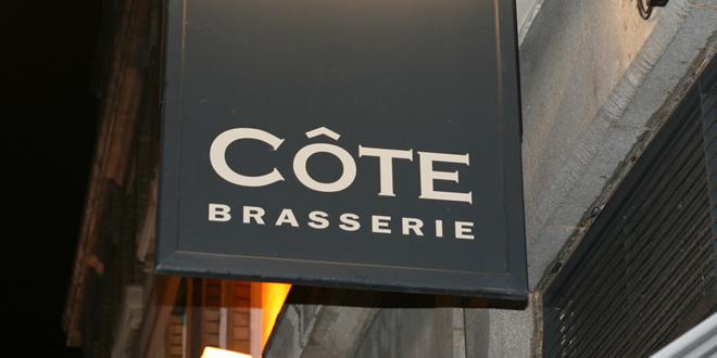 Côte Brasserie, Manchester