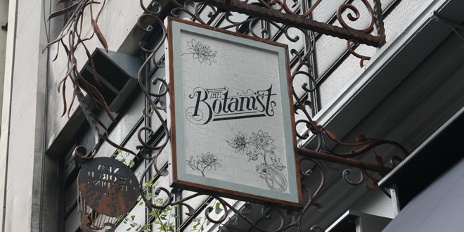The Botanist, Manchester – Special Preview