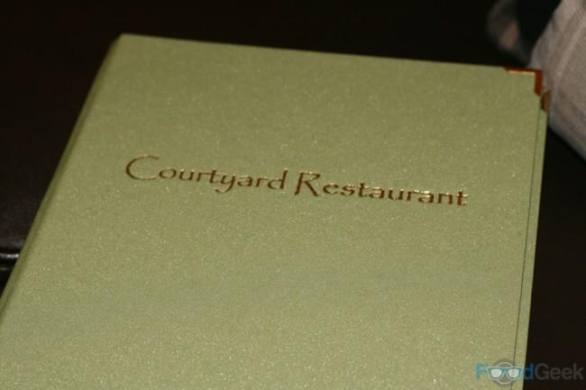 CourtyardRestaurant