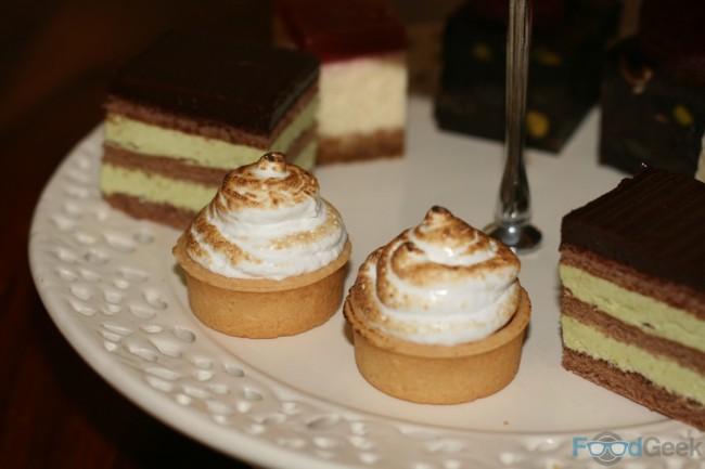 Afternoon Tea, Cakes