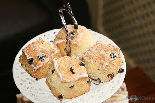 Afternoon Tea, Scones